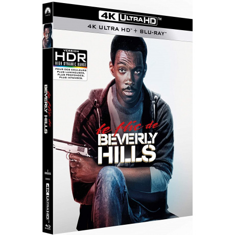 FLIC DE BEVERLY HILLS (ULTRA HD BLU RAY)