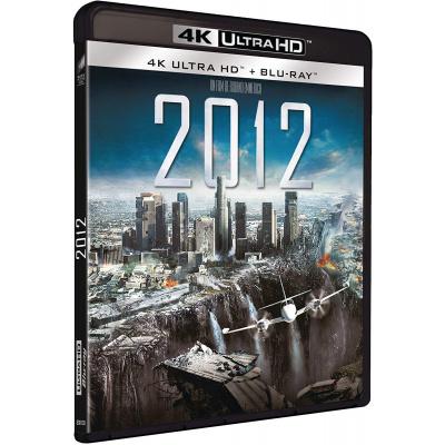 2012 (ULTRA HD BLU RAY)