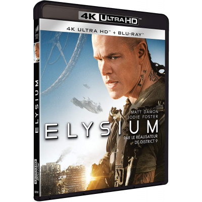 ELYSIUM (ULTRA HD BLU RAY)