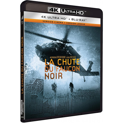 CHUTE DU FAUCON NOIR (ULTRA HD BLU RAY)