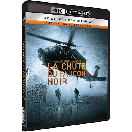 CHUTE DU FAUCON NOIR (ULTRA HD BLU RAY)