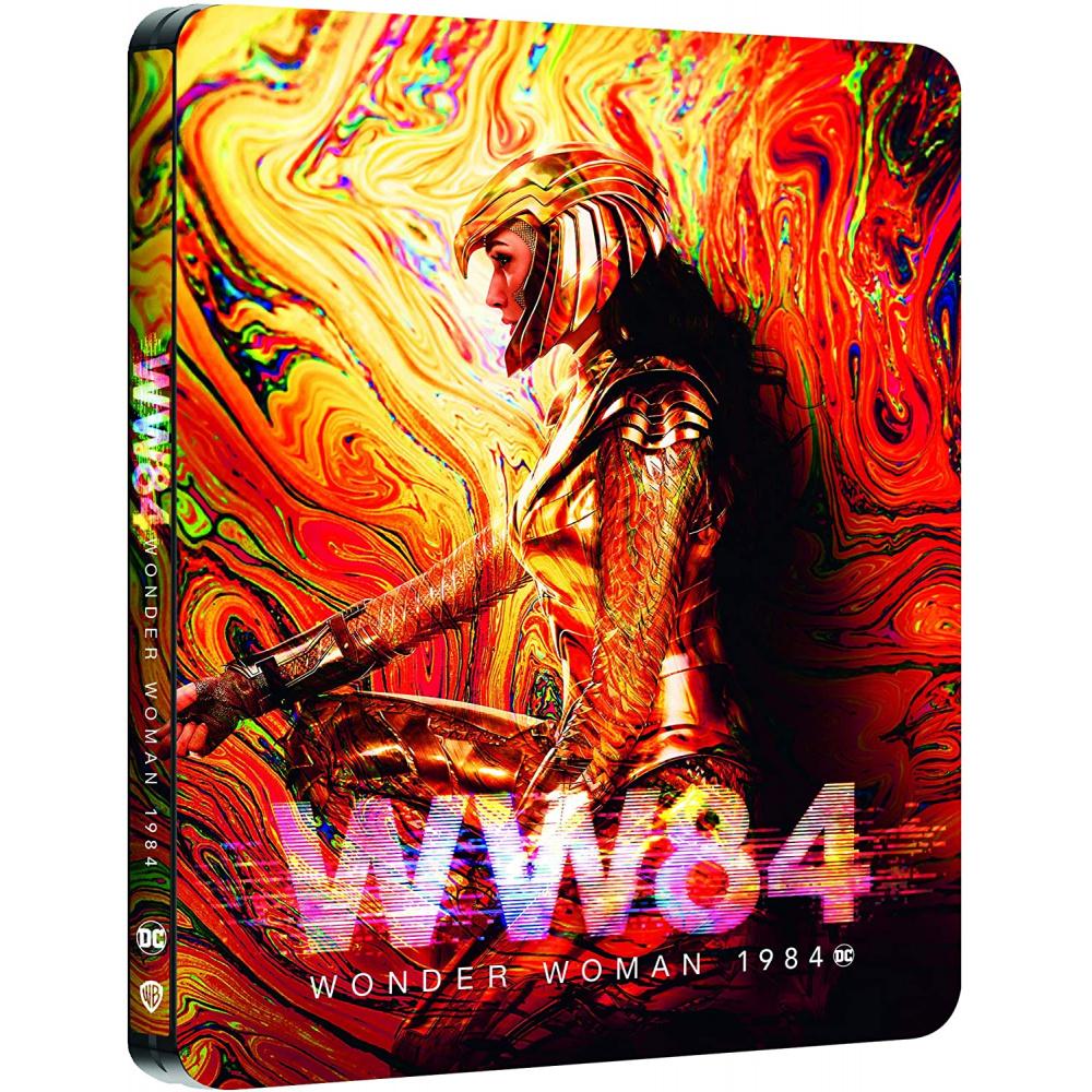 WONDER WOMAN 1984 (ULTRA HD BLU RAY)
