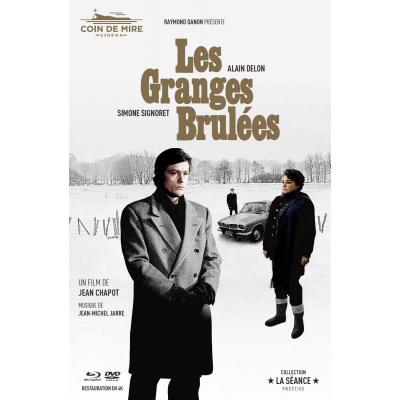 GRANGES BRULEES
