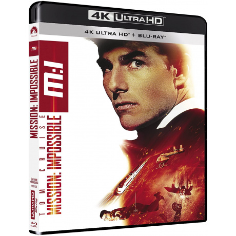 MISSION IMPOSSIBLE (ULTRA HD BLU RAY)