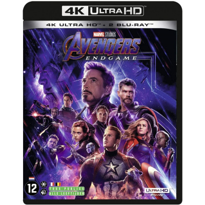 AVENGERS ENDGAME (ULTRA HD BLURAY)