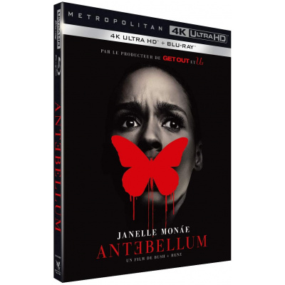 ANTEBELLUM (ULTRA HD BLU RAY)