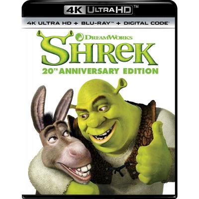 SHREK (ULTRA HD BLU RAY)