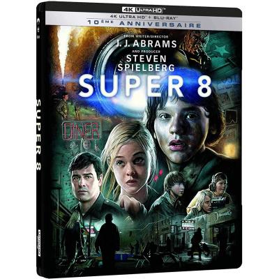 SUPER 8 (ULTRA HD BLU RAY)