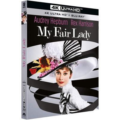 MY FAIR LADY (ULTRA HD BLU RAY)