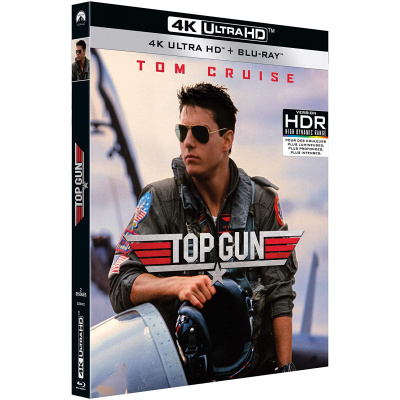 TOP GUN (ULTRA HD BLU RAY)