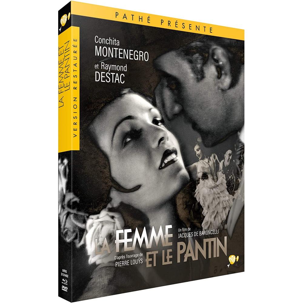 LA FEMME ET LE PANTIN (1929)