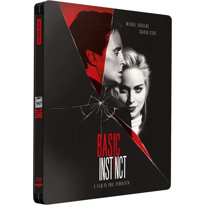BASIC INSTINCT (ULTRA HD BLU RAY) SBK