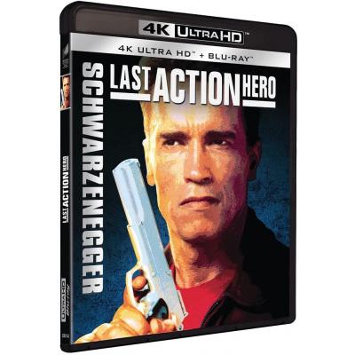 LAST ACTION HERO (ULTRA HD BLU RAY)