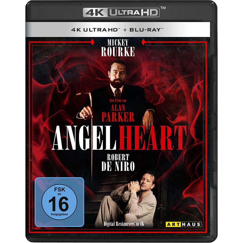 ANGEL HEART (ULTRA HD BLU RAY)/ALLEMAGNE