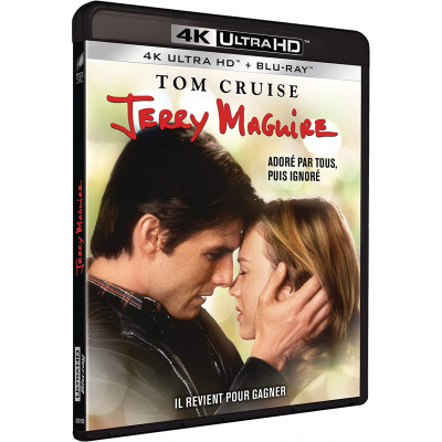 JERRY MAGUIRE (ULTRA HD BLU RAY)