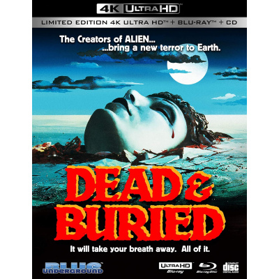 DEAD AND BURIED (ULTRA HD BLU RAY)