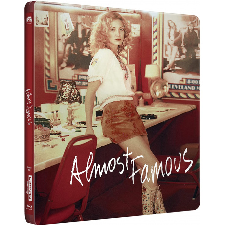 ALMOST FAMOUS (ULTRA HD BLU RAY)
