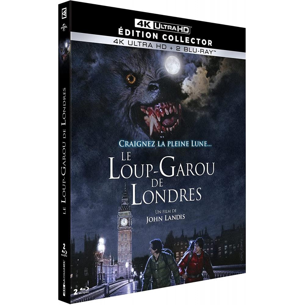 LE LOUP-GAROU DE LONDRES (ULTRA HD BLU RAY)