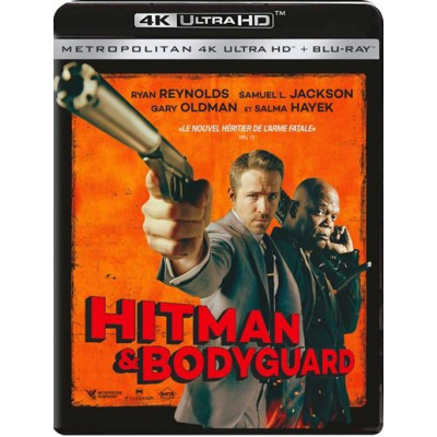 HITMAN & BODYGUARD (ULTRA HD BLU RAY)
