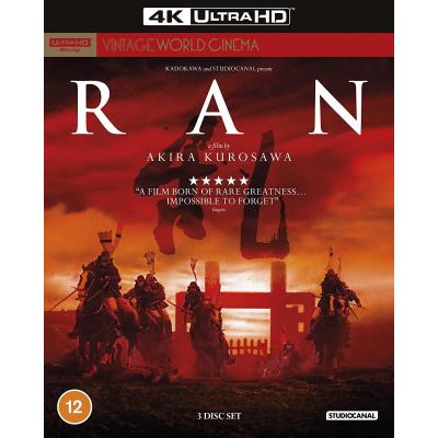 RAN (ULTRA HD BLU RAY) / UK