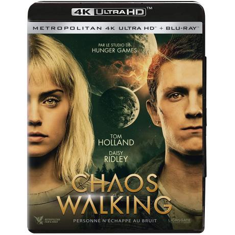 CHAOS WALKING (ULTRA HD BLU RAY)