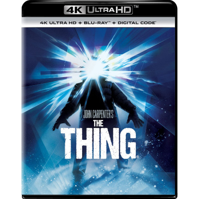 THE THING (ULTRA HD BLU RAY)