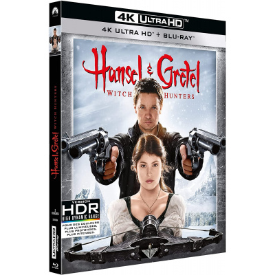 HANSEL & GRETEL  WITCH HUNTERS (ULTRA HD BLU RAY)