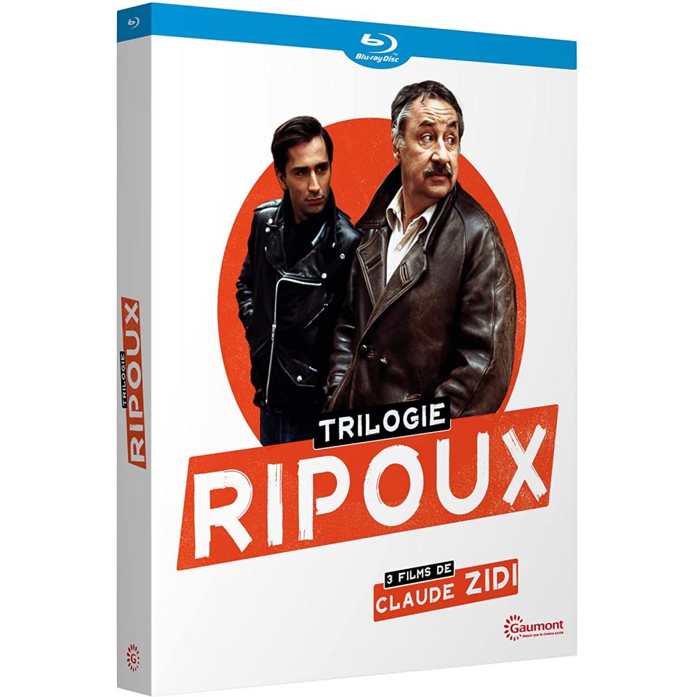 TRILOGIE RIPOUX