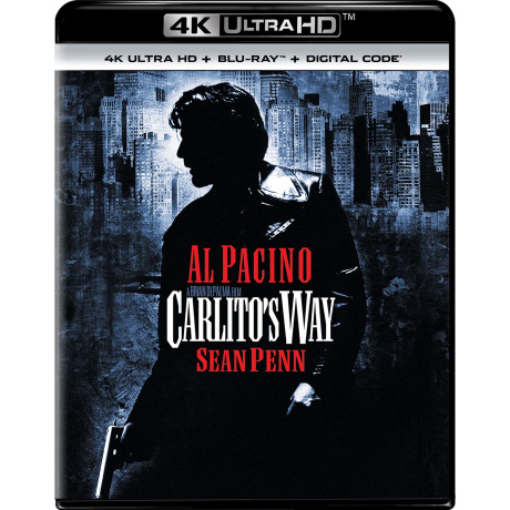 CARLITO'S WAY (ULTRA HD BLU RAY)