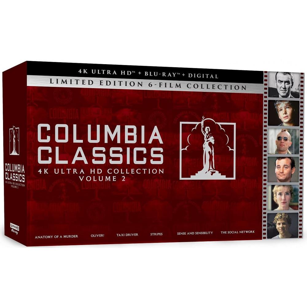 COLUMBIA CLASSICS COLLECTION VOL 2 (ULTRA HD BLU RAY)