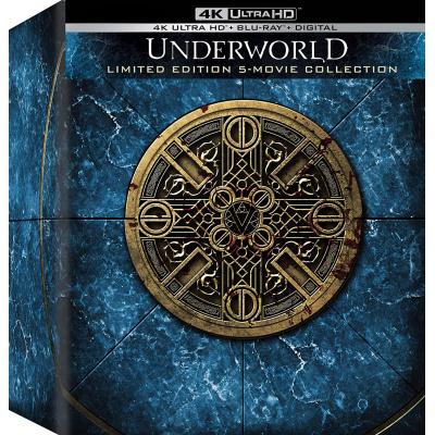 UNDERWORLD COLLECTION (ULTRA HD BLU RAY)