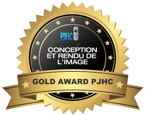 PJHC Gold Award